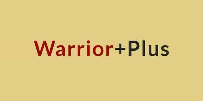 warrior plus affiliate marketing